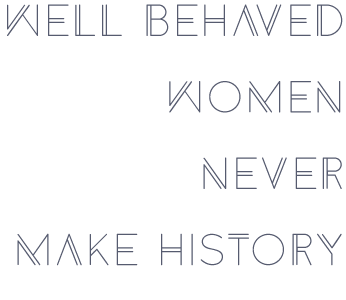 Well-behaved-women